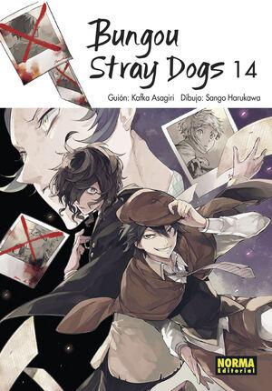 BUNGOU STRAY DOGS #14