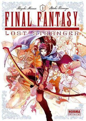 FINAL FANTASY LOST STRANGER #01