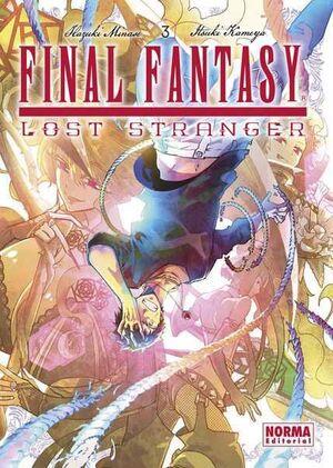 FINAL FANTASY LOST STRANGER #03
