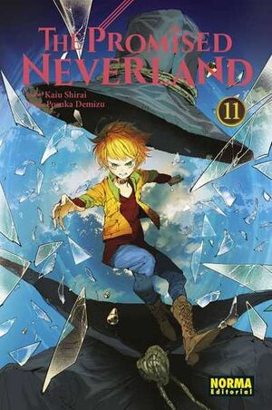 THE PROMISED NEVERLAND #11