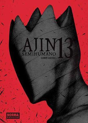 AJIN: SEMIHUMANO #13