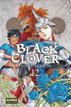 BLACK CLOVER #12