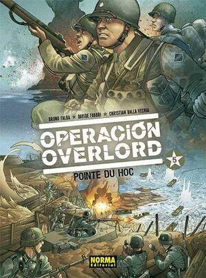 OPERACION OVERLORD #05. POINTE DU HOC