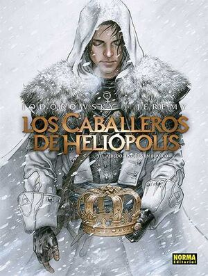 LOS CABALLEROS DE HELIOPOLIS #02. ALBEDO LA OBRA EN BLANCO