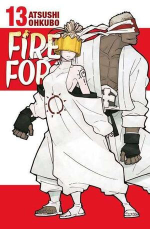 FIRE FORCE #13