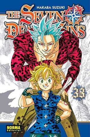 THE SEVEN DEADLY SINS #33