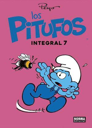 LOS PITUFOS. INTEGRAL #07