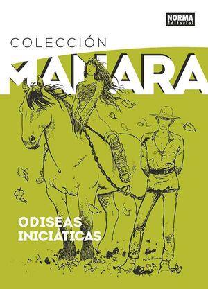 COLECCION MANARA #08. ODISEAS INICIATICAS