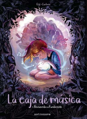 LA CAJA DE MUSICA #01. BIENVENIDOS A PANDORIENTE