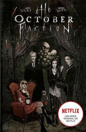 THE OCTOBER FACTION #01