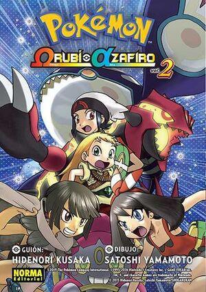 POKEMON: RUBI ZAFIRO #02