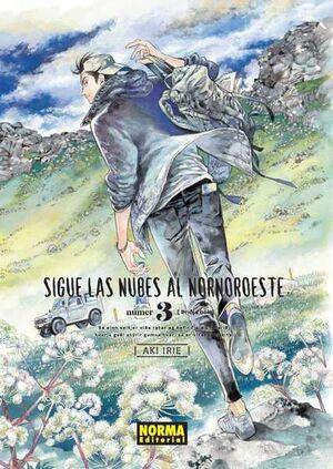 SIGUE LAS NUBES AL NORNOROESTE #03