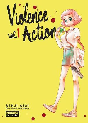 VIOLENCE ACTION #01