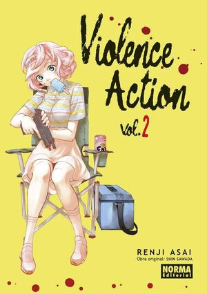 VIOLENCE ACTION #02