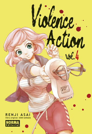 VIOLENCE ACTION #04