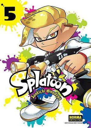 SPLATOON #05