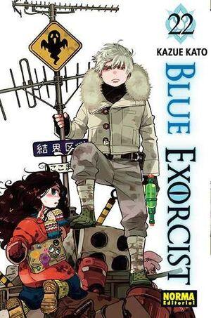 BLUE EXORCIST #22