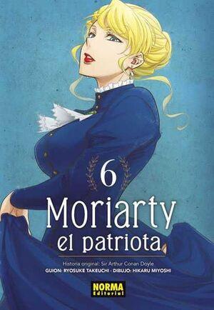 MORIARTY EL PATRIOTA #06