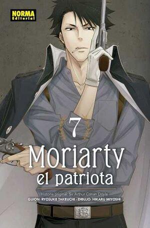 MORIARTY EL PATRIOTA #07