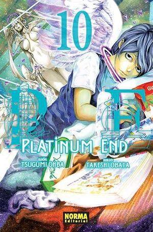 PLATINUM END #10