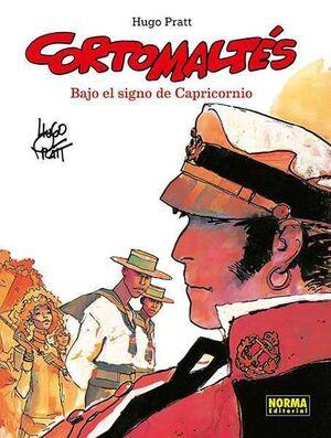 CORTO MALTES: BAJO EL SIGNO DE CAPRICORNIO (EDICION COLOR)