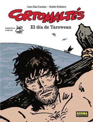 CORTO MALTES: EL DIA DE TAROWEAN (EDICION COLOR)