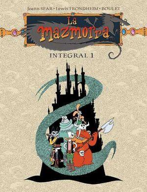 LA MAZMORRA. INTEGRAL #01