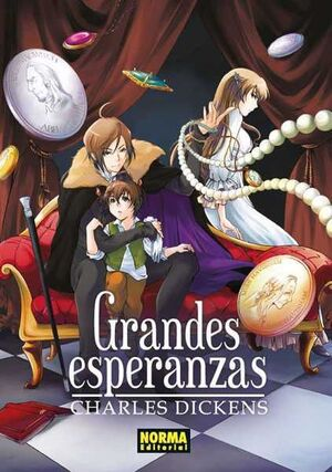 GRANDES ESPERANZAS (MANGA)