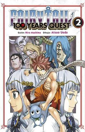 FAIRY TAIL: 100 YEARS QUEST #02