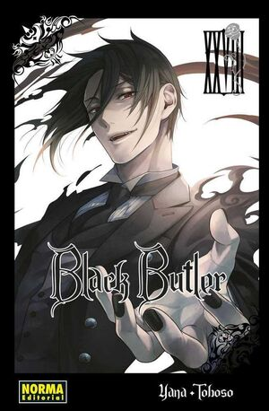 BLACK BUTLER #28