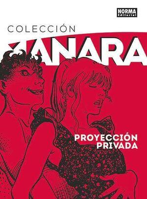 COLECCION MANARA #09. PROYECCION PRIVADA