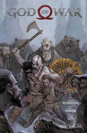 GOD OF WAR #01