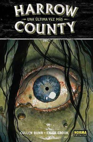 HARROW COUNTY #08. UNA ULTIMA VEZ MAS