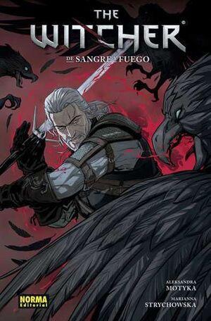 THE WITCHER #04. DE SANGRE Y FUEGO
