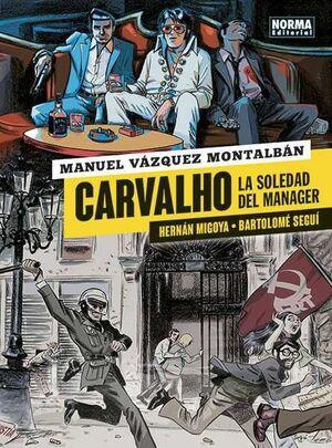 CARVALHO #02. LA SOLEDAD DEL MANAGER