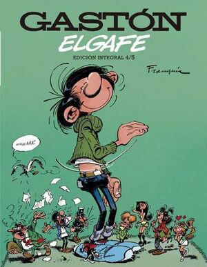 GASTON ELGAFE #04. EDICION INTEGRAL