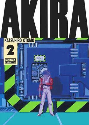 AKIRA #02. EDICION ORIGINAL