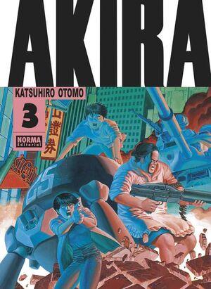 AKIRA #03. EDICION ORIGINAL