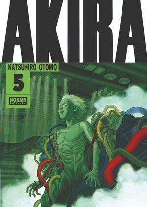 AKIRA #05. EDICION ORIGINAL