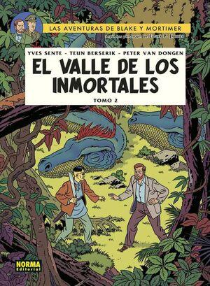 BLAKE Y MORTIMER #26. EL VALLE DE LOS INMORTALES 2