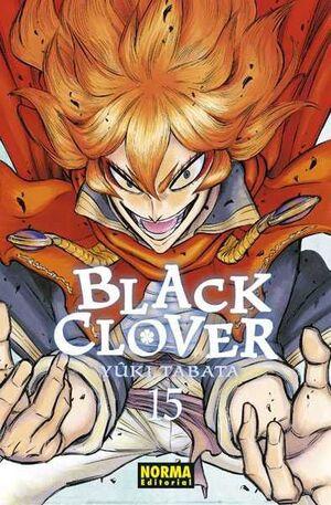 BLACK CLOVER #15