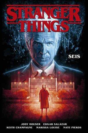 STRANGER THINGS #02. SEIS