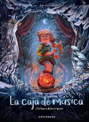 LA CAJA DE MUSICA #03. EN BUSCA DE LOS ORIGENES