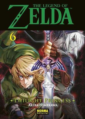 THE LEGEND OF ZELDA: TWILIGHT PRINCESS #06