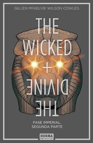 THE WICKED + THE DIVINE #06. FASE IMPERIAL 2