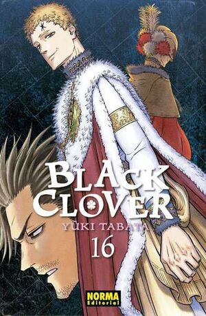 BLACK CLOVER #16