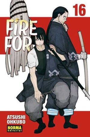 FIRE FORCE #16