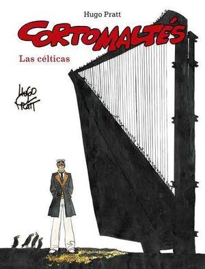 CORTO MALTES: LAS CELTICAS (EDICION COLOR)