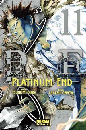 PLATINUM END #11