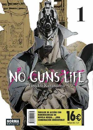 NO GUNS LIFE. PACK INICIACION #01 + #02